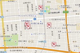名古屋ハヤシマップのイメージ